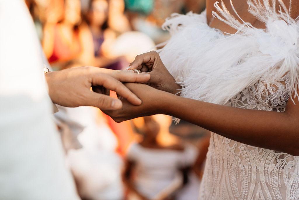 MALDIVE LUXURY WEDDING